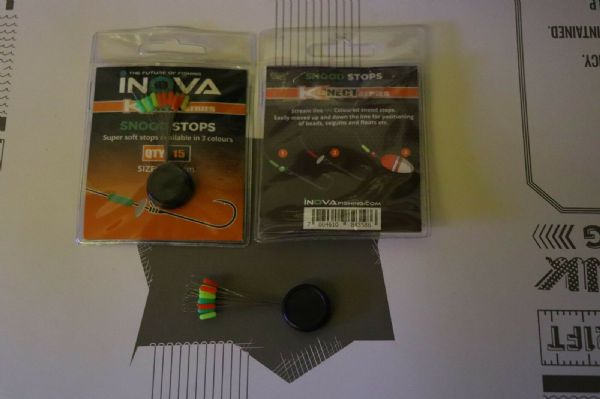 NEW Inova Snood Stops ..Pack of 15